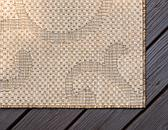 6' x 9' Outdoor Botanical Rug thumbnail image 7