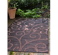 Link to 5' x 8' Outdoor Botanical Rug