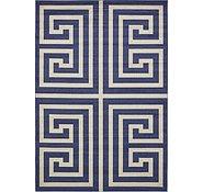 Link to 8' x 11' 4 Greek Key Rug