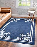 10' x 13' Greek Key Rug thumbnail