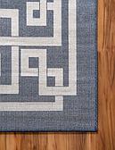 8' x 8' Greek Key Square Rug thumbnail