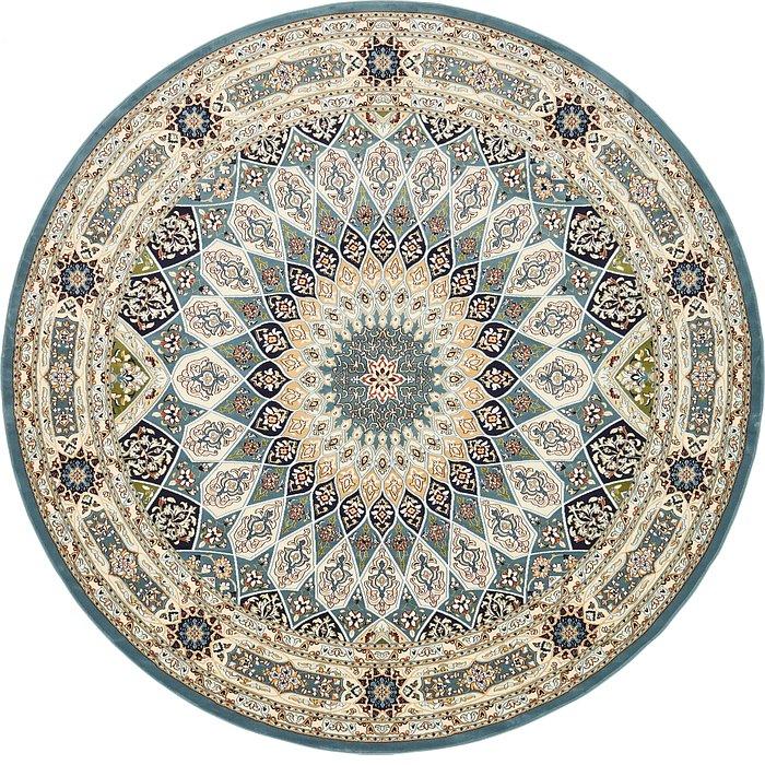 10' x 10' Narenj Round Rug