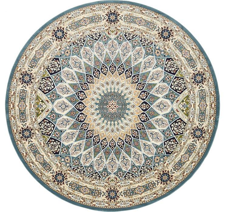 305cm x 305cm Nain Design Round Rug