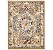 Link to 400cm x 600cm Nain Design Rug