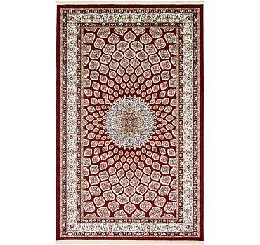 152x244 Nain Design Rug