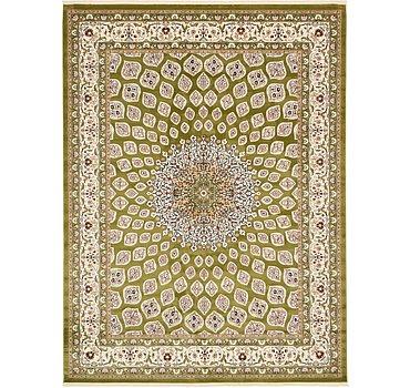 396x599 Nain Design Rug