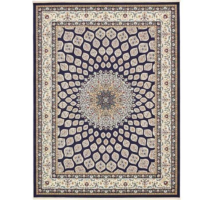 395cm x 600cm Nain Design Rug