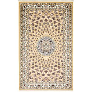 Link to 152cm x 245cm Nain Design Rug page