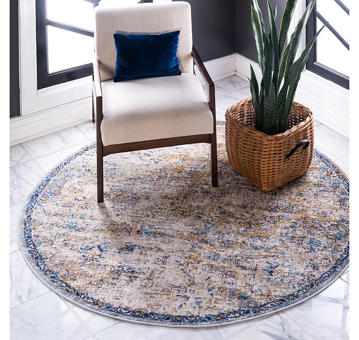 7' x 7' Lexington Round Rug
