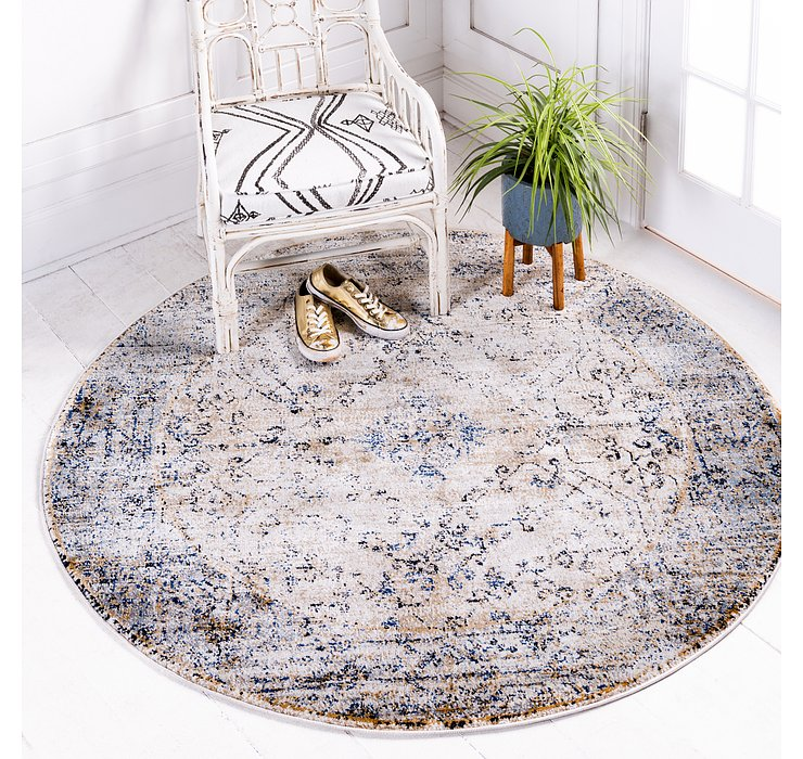 5' x 5' Lexington Round Rug