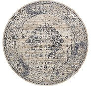 Link to Unique Loom 8' x 8' Chateau Round Rug