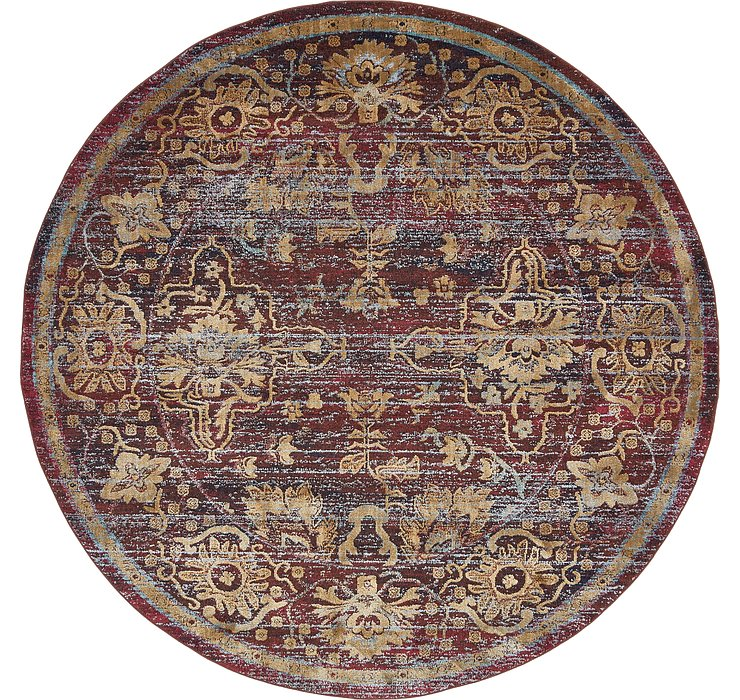 8' x 8' Lexington Round Rug