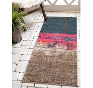 Link to 2' 7 x 10' Aria Runner Rug