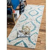 Link to Unique Loom 2' 2 x 6' 7 Estrella Runner Rug