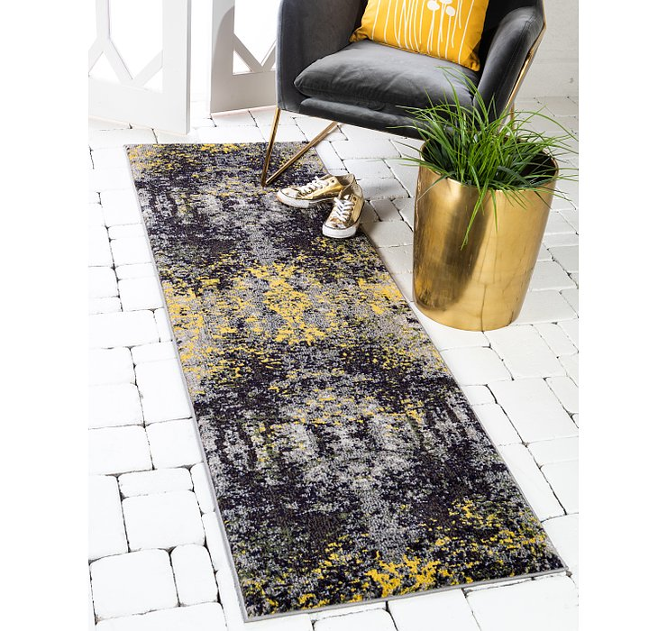 Multi Hyacinth Runner Rug