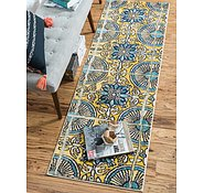Link to 2' 2 x 6' 7 Casablanca Runner Rug