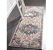 Link to Unique Loom 2' 2 x 6' 7 Medici Runner Rug