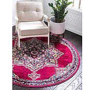 Link to 6' x 6' Palazzo Round Rug