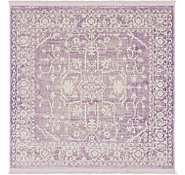 Link to 4' x 4' New Vintage Square Rug