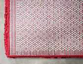 65cm x 395cm Solid Frieze Runner Rug thumbnail image 9