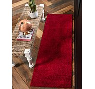 Link to 65cm x 200cm Solid Frieze Runner Rug