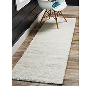 Link to 2' 2 x 13' Solid Frieze Runner Rug