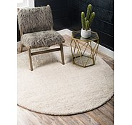 Link to Unique Loom 8' x 8' Solo Round Rug