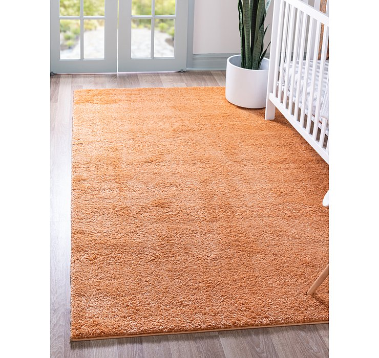 2' 2 x 3' Solid Frieze Rug