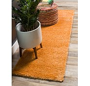 Link to 2' 2 x 6' 7 Solid Frieze Runner Rug