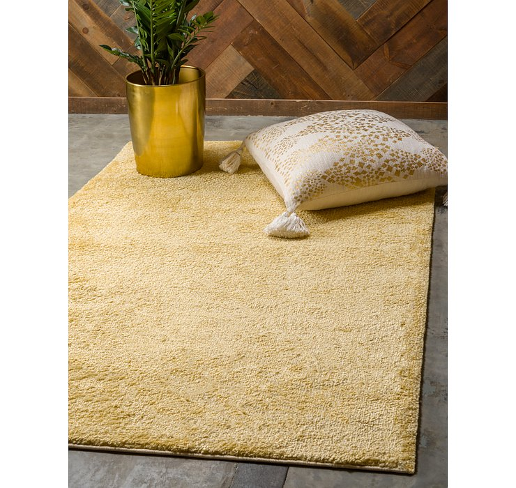 305cm x 395cm Solid Frieze Rug
