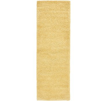 66x201 Solid Frieze Rug