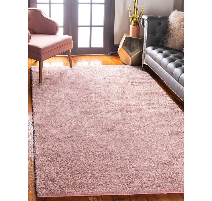 10' x 13' Solid Frieze Rug