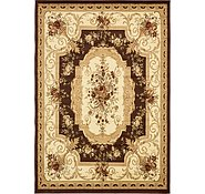 Link to 8' x 11' 4 Classic Aubusson Rug