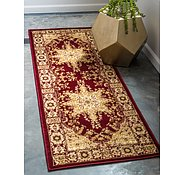 Link to Unique Loom 2' 7 x 10' Versailles Runner Rug