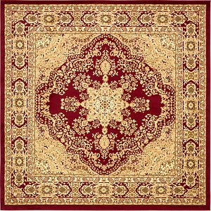 8' x 8' Isfahan Design Square ...