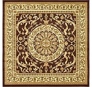 Link to 8' x 8' Classic Aubusson Square Rug