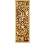 Link to 2' 2 x 6' Classic Agra Runner Rug