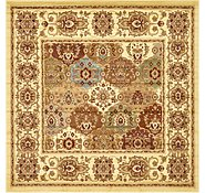 Link to 245cm x 245cm Classic Agra Square Rug