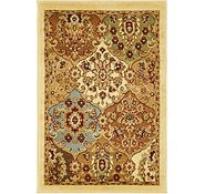 Link to 2' 2 x 3' Classic Agra Rug