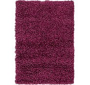 Link to 2' 2 x 3' Solid Shag Rug