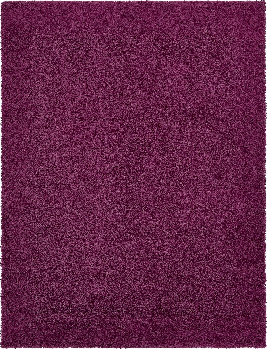10u0027 x 13u0027 solid shag rug