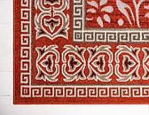 2' x 6' Outdoor Botanical Runner Rug thumbnail image 7