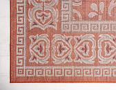 2' x 6' Outdoor Botanical Runner Rug thumbnail image 8