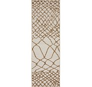 Link to 2' x 6' Outdoor Modern Runner Rug