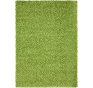 Link to 183cm x 275cm Luxe Solid Shag Rug