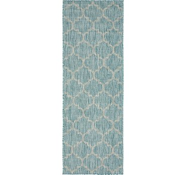 61x183 Outdoor Trellis Rug