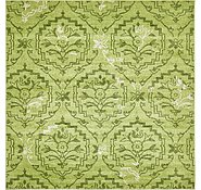 Link to 245cm x 245cm Damask Square Rug