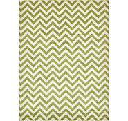 Link to 9' 10 x 13' Chevron Rug