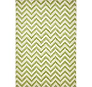 Link to 8' x 11' 4 Chevron Rug