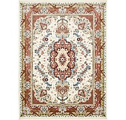 Link to 10' x 13' Tabriz Design Rug
